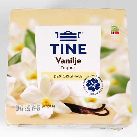 tine-vanilje
